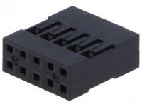 Dupont Gehäuse 2x5 Pin