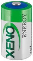 Xeno Lithium-Thionylchlorid Batterie XL-050F, 1/2 AA ER14252, 1200mAh 3,6V, Standard Top