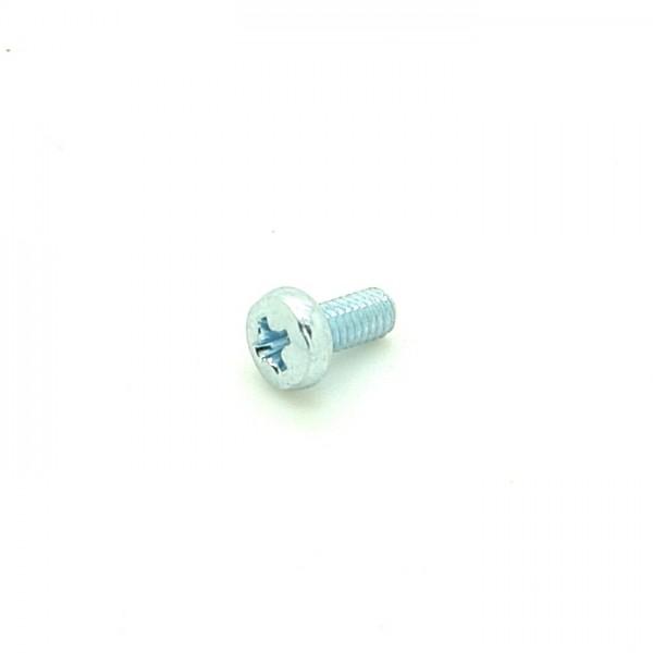 Schraube; Kopf : Zylinder, M2,5X5