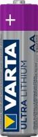 VARTA Ultra Lithium Batterien, Mignon AA, 2er Blister