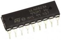 ULN2803A - NPN Darlington-Transistor-Array, DIL-18