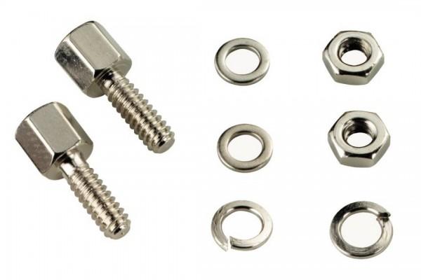SUB-D Zubehör, Gewinde 2,7 mm x 8,5 mm