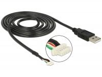 Modul Anschlusskabel USB 2.0 A Stecker - 5 pin Kamera Stecker V5 1,5 m