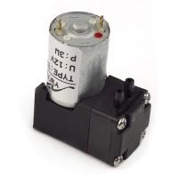 Mikro Membran-Vakuumpumpe für Gas & Flüssigkeiten 12V