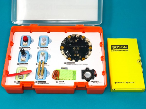 DFRobot Boson Starter Kit für Calliope mini