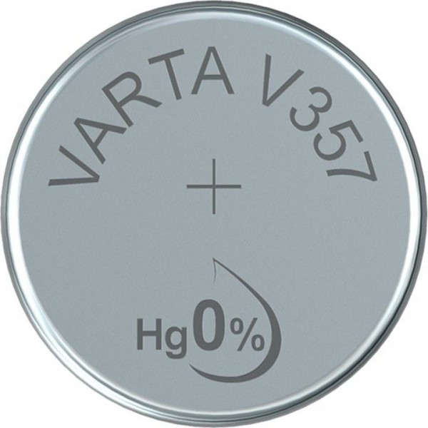VARTA Silberoxid Uhrenbatterie V357