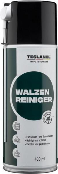 teslanol HWS Heizwalzen-Reiniger mit Silikon 400ml