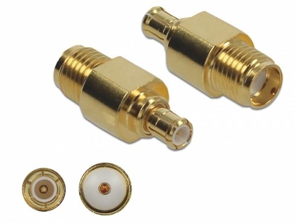 Adapter SMA Buchse zu MCX Stecker 10 GHz