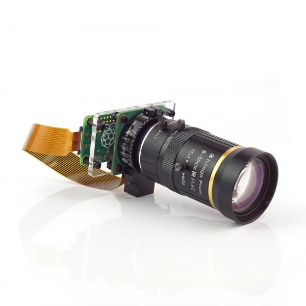 Raspberry Pi HQ Kamera, USB Webcam Bundle
