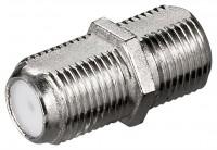 Verbinder / Adapter, F-Buchse - F-Buchse