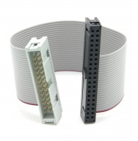 GPIO Adapter-Kabel 40pin Buchse -> 26 Pin Stecker grau 15cm für Raspberry Pi 3, 2, B+