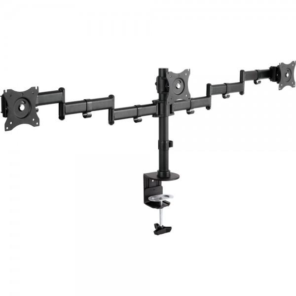 Tischhalterung für 3x TFT/LCD/LED bis 68cm (27