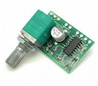 PAM8403 Class D Mini Verstärkermodul 2x 3W mit Lautstärkeregler