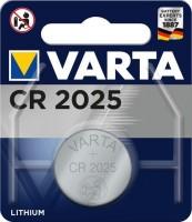 VARTA Knopfzelle Lithium CR2025