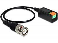 Kabel BNC Stecker - Terminalblock 2 Pin