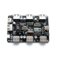 Big7 7-Port USB Hub für Raspberry Pi