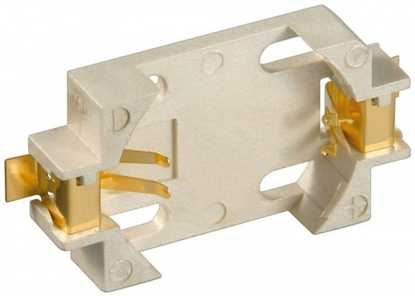 Batteriehalter für Knopfzelle bis 20mm - SMD Version
