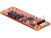 Konverter Micro USB 2.0 > SATA 7 Pin für Raspberry Pi