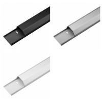 Aluminium-Kabelkanal 1,10m 55mm