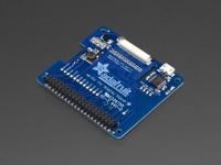 Adafruit DPI TFT Kippah für Raspberry Pi, Touch Support
