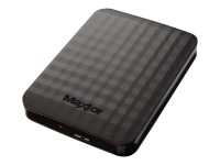 "Maxtor M3 externe 2.5"" Festplatte USB 3.0 schwarz 500GB"