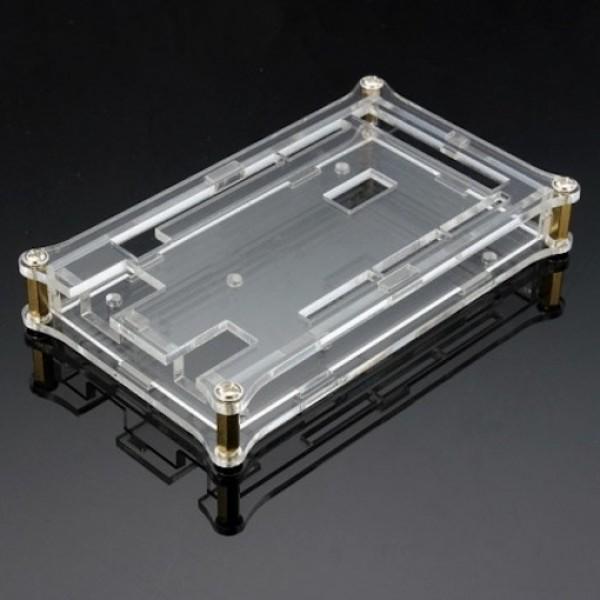Acryl Gehäuse für Arduino Mega - transparent