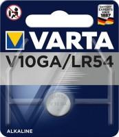 VARTA Knopfzelle Alkaline LR54 / V10GA