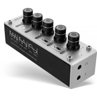InLine AmpEQ - Kopfhörer-Verstärker und Equalizer mit 3,5mm Klinkenaschluss und USB Stromversorgung