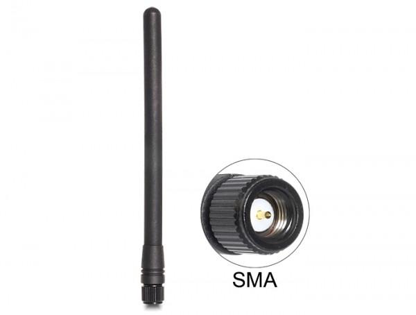 ZigBee 868 MHz Antenne SMA 2 dBi omnidirektional starr