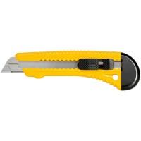 Cutter - Mehrzweckmesser mit 18mm Abbrechklingen