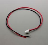 Kabel mit Molex SPOX 5264 2-PIN 25cm 26 AWG