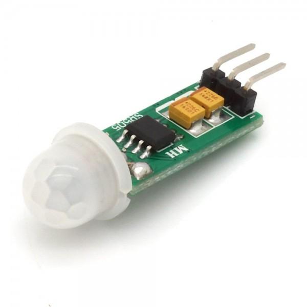 HC-SR505 Mini PIR Sensor - Infrarot Bewegungsmelder