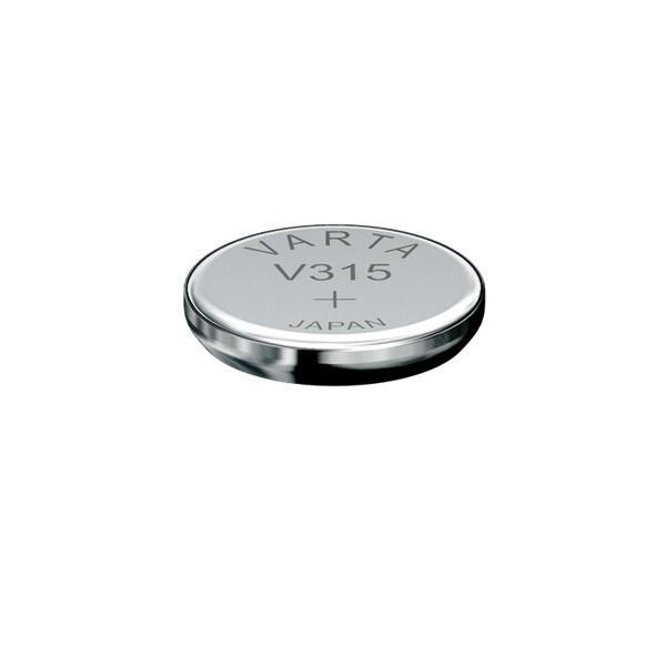 VARTA Silberoxid Uhrenbatterie V315