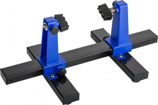 Platinenhalter zur Befestigung und Bestückung von Leiterplatten