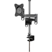 """goobay ScreenScope - Teleskop-Tischhalter für Monitore bis 69 cm (27"""")"""