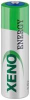 Xeno Lithium-Thionylchlorid Batterie XL-060F, Mignon AA ER14505, 2400mAh 3,6V, Standard Top