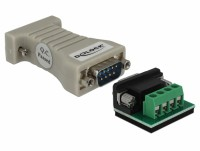 Konverter 1x Seriell RS-232 DB9 - 1x Seriell RS-485 mit ESD Schutz 15 kV