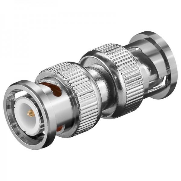 Adapter BNC Stecker - BNC Stecker