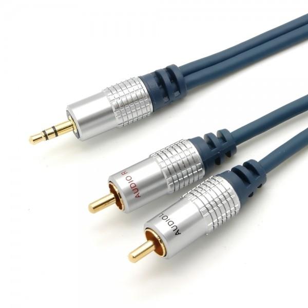 Home Cinema Klinken Adapter Audiokabel