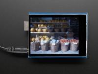 "Adafruit 2.8"" TFT Touch Shield, kapazitiver Touchscreen für Arduino"