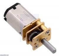 Pololu 298:1 Mikro-Metall-Getriebemotor MP 6V