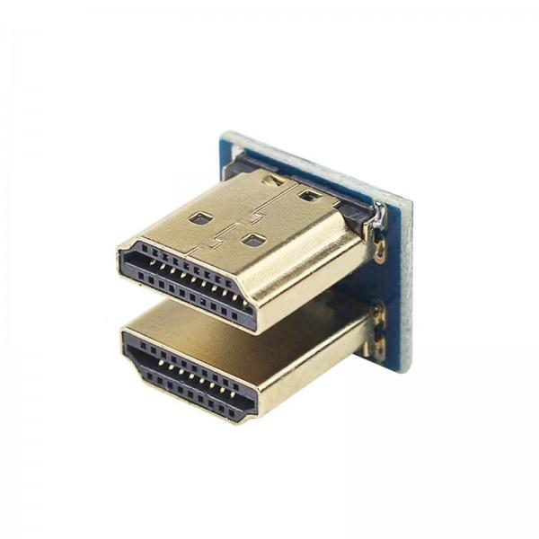 HDMI 180° Winkeladapter A Stecker - A Stecker