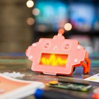 Raspberry Pi Zero W Project Kit - Scroll Bot