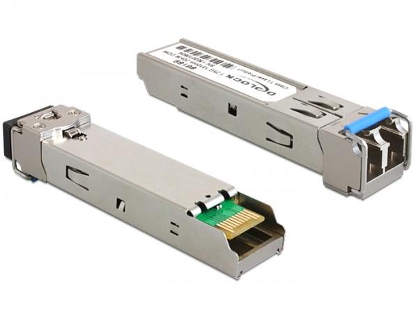 Delock SFP Modul 1000Base-LX SM 1310 nm DDM