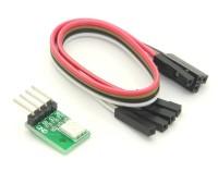 RGB LED SMD Modul mit Stiftleiste
