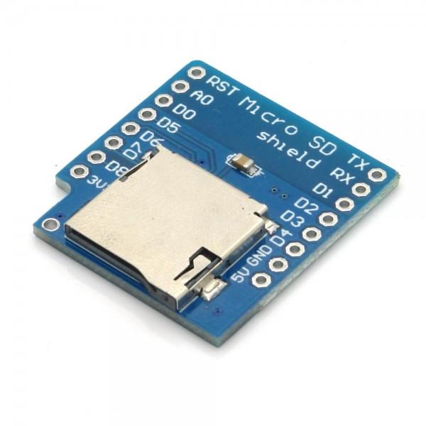 Micro SD Shield für D1 Mini