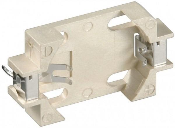 Batteriehalter für Knopfzelle bis 20mm - PCB Version