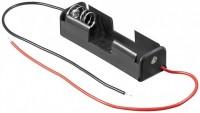 Batteriehalter für 1x Mignon mit 150mm Anschlusskabel