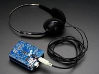 "Adafruit ""Music Maker"" MP3 Shield für Arduino (MP3/Ogg/WAV...)"