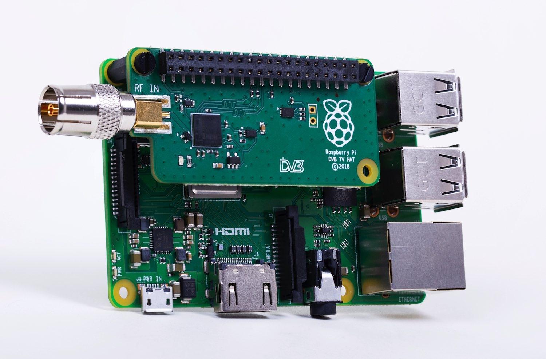 202f3d95b764e6 Raspberry Pi DVB-T   DVB-T2 TV µHat jetzt günstig kaufen ...